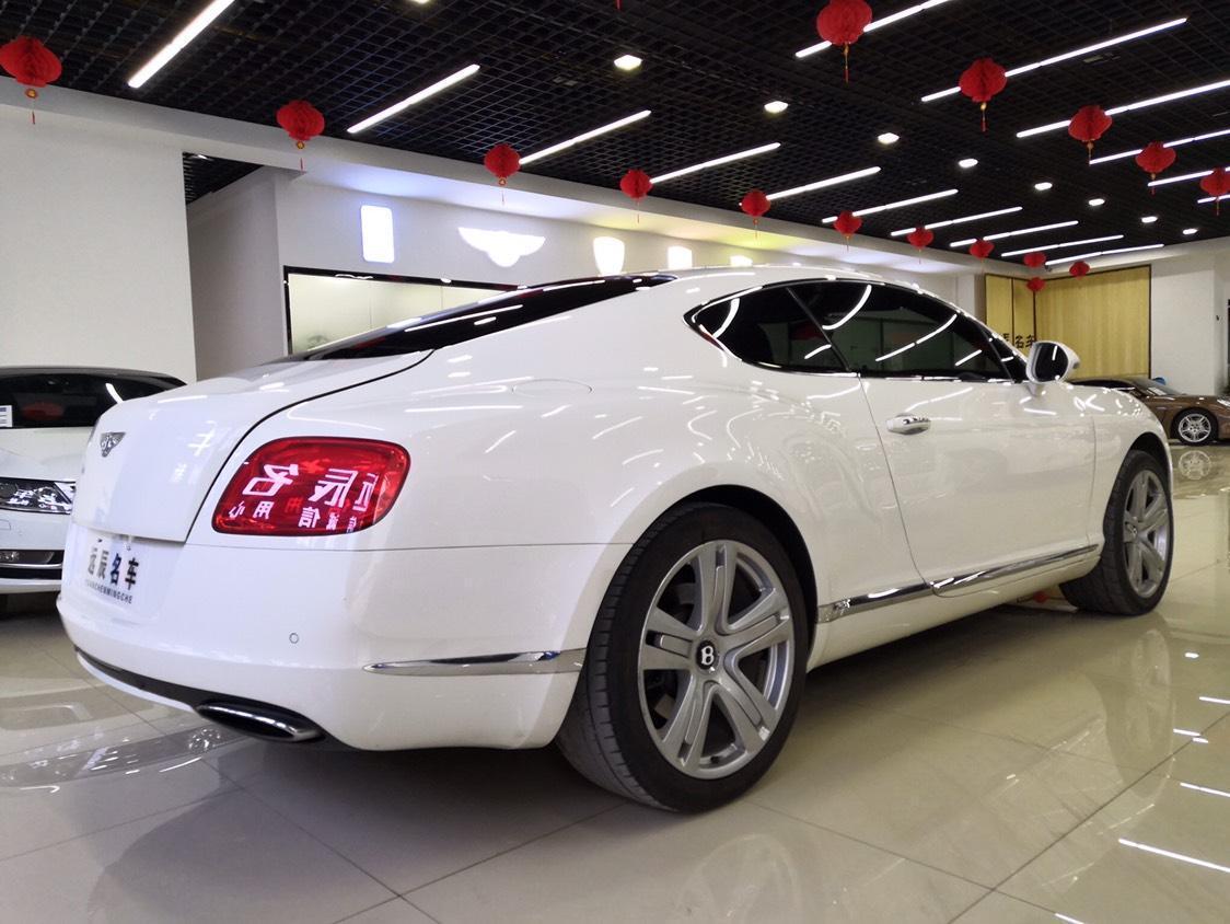 宾利 欧陆  2012款 GT 6.0T图片