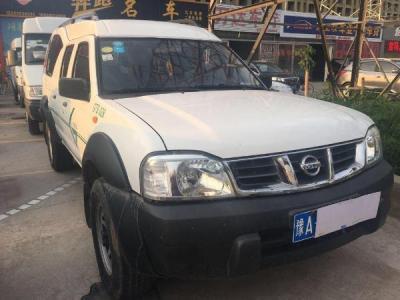 日产 ZN6493多功能商务车  2.4 四驱高级型图片