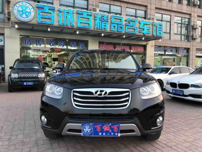 2012年5月 现代 胜达(进口) 2.4L 舒适版 两驱图片