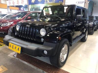 Jeep 牧马人  2014款 3.0L 四门