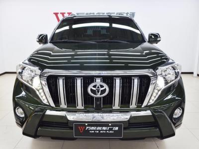 豐田 普拉多  2014款 4.0L VX NAVI