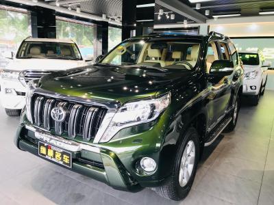 丰田 普拉多  2014款 4.0L TX-L