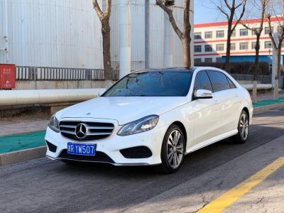 2015年1月 奔馳 奔馳E級  E260L 2.0T 運動豪華型圖片