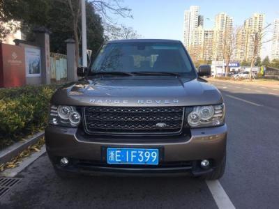 路虎 揽胜行政版  3.6T 柴油型图片