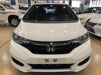 本田 飞度  2018款 1.5L CVT舒适天窗版