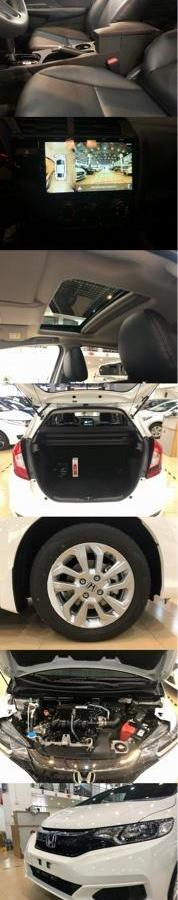 本田 飞度  2018款 1.5L CVT舒适天窗版图片