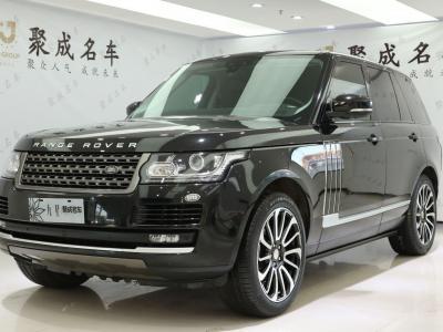 2018年3月 路虎 揽胜行政版 3.0T SC Vogue 汽油型图片