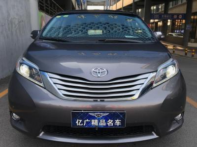 2016年6月 丰田 塞纳(进口) 3.5L图片