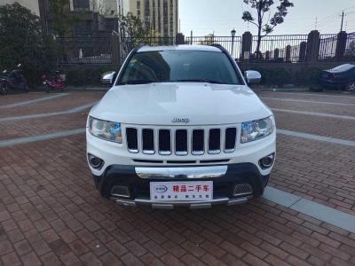 2013年6月 Jeep 指南者  2.4L 四驱豪华版图片