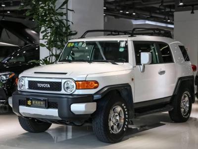 2008年3月 丰田 FJ 酷路泽  4.0L图片