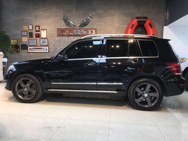 奔驰2015款 奔驰GLK级 GLK300 4MATIC 时尚型 极致版图片