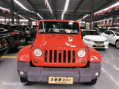 2013年12月 Jeep 牧马人(进口) 3.6L 四门图片
