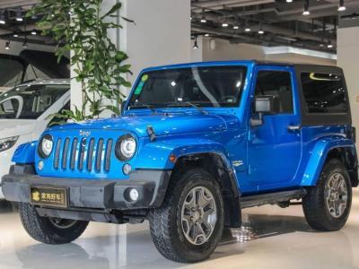 2015年4月 Jeep 牧马人(进口) 3.6L Sahara 两门版图片