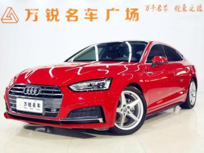 奥迪 奥迪A5  2017款 A5 40TFSI Sportback 时尚型