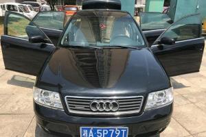 奥迪 奥迪A6L  A6 1.8T 舒适型图片