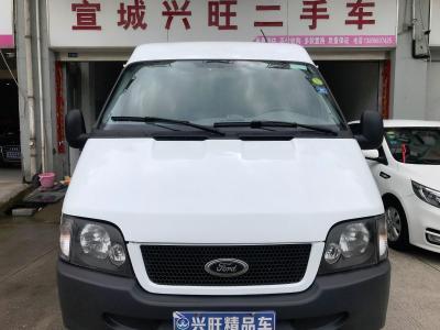 江铃 全顺 经典 2.8T 短轴中顶普通型5-8座柴油