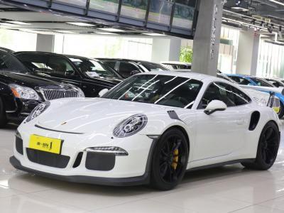 保時捷 911  2015款 GT3 RS