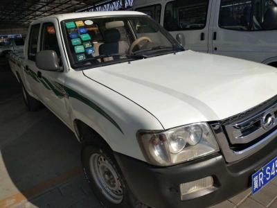 中興 威虎  2010款 2.8T海外版兩驅柴油豪華型