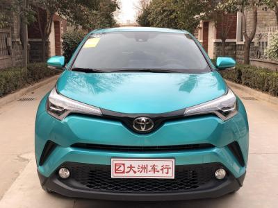 未上牌 丰田 C-HR 2.0L 豪华版 国V图片