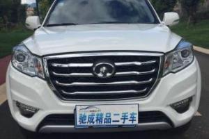 2016年8月 长城 风骏 5 2.0T 两驱进取型大双排图片