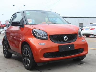 Smart Fortwo Coupe 1.0 天窗版图片