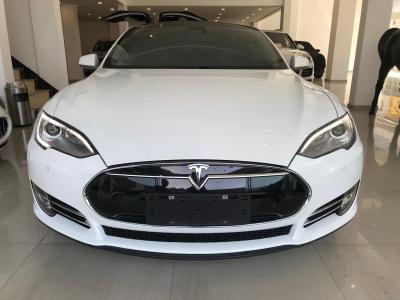 2014年10月 特斯拉 Model S  Model S P85图片