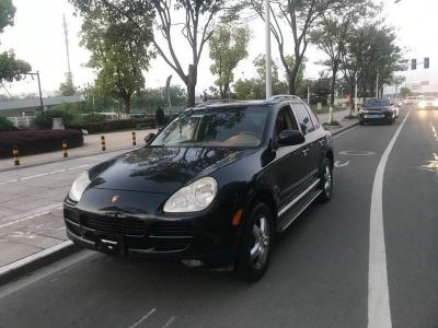 2006年5月 保时捷 Cayenne Cayenne 3.2L MT图片
