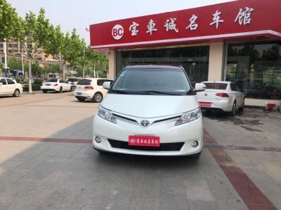 丰田 普瑞维亚  2012款 2.4L 7人座豪华版