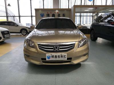 本田 雅阁  2012款 2.0L SE?#35745;?/>                         <div class=