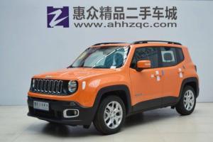 未上牌 Jeep 自由侠 2017款180T 自动高能版图片