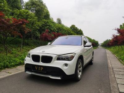 2012年4月 宝马 宝马X1  sDrive18i豪华型图片