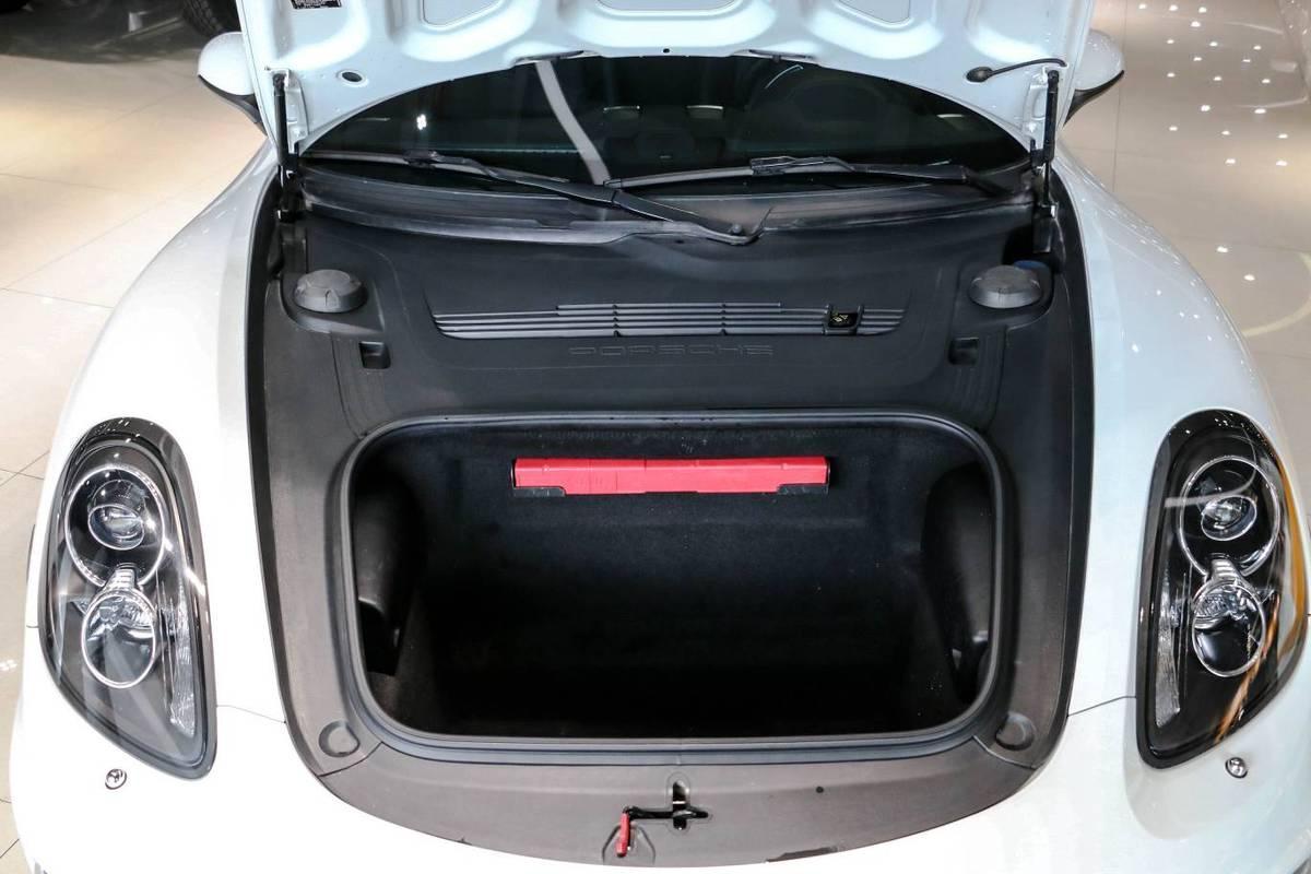 保时捷 Boxster  2015款 Boxster Style Edition 2.7L图片