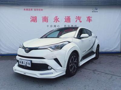 2018年11月 丰田 C-HR 2.0L 豪华版 国V图片