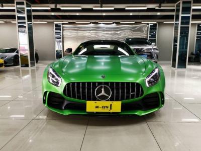 2018年7月 奔驰 奔驰AMG GT AMG GT R图片