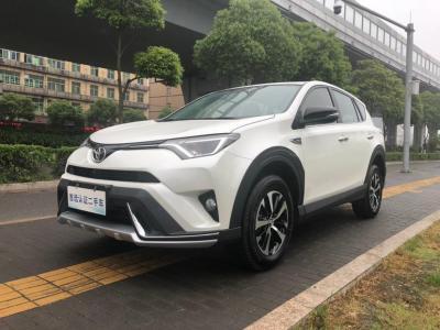 2018年6月 豐田 RAV4榮放 2.0L CVT兩驅風尚X版圖片