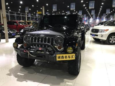 Jeep 牧马人  3.8 四门 Sahara图片