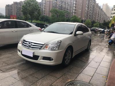 2012年5月 日产 轩逸 1.8XL CVT豪华版图片