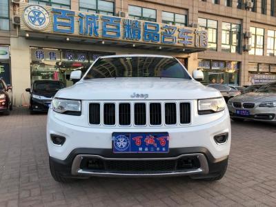2014年7月 Jeep 大?#20449;?#22522;  3.0L 舒享导航版图片