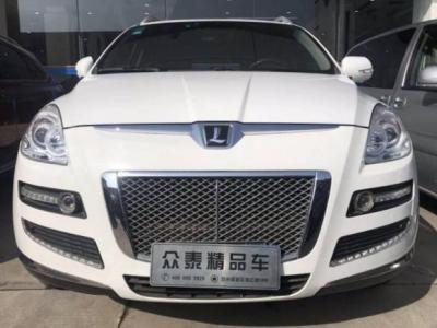 2013年3月 纳智捷 大7 SUV 2.2T 四驱锋芒智尊型图片