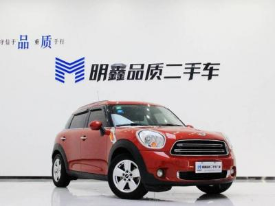 MINI COUNTRYMAN  2014款 1.6L ONE图片