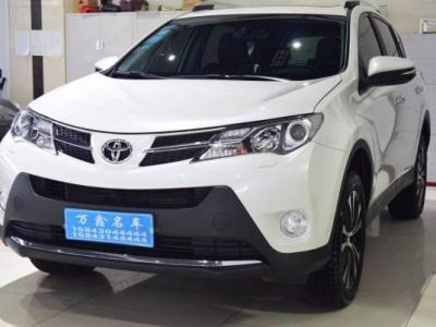 丰田 RAV4  荣放 2.5L 四驱尊贵版图片
