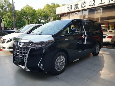 丰田 亚洲龙  2019款 双擎 2.5L 豪华版 国V图片