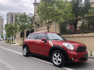 MINI COUNTRYMAN  2014款 1.6L ONE