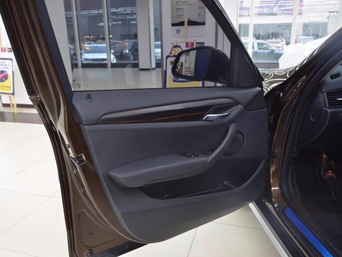 宝马 宝马X1  2015款 xDrive20i X套装晋级版图片
