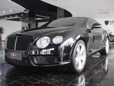 宾利 欧陆  GT V8 S 4.0T 标准版图片