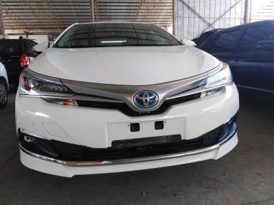 丰田 卡罗拉  2018款 双擎 1.8L E-CVT智尚版图片
