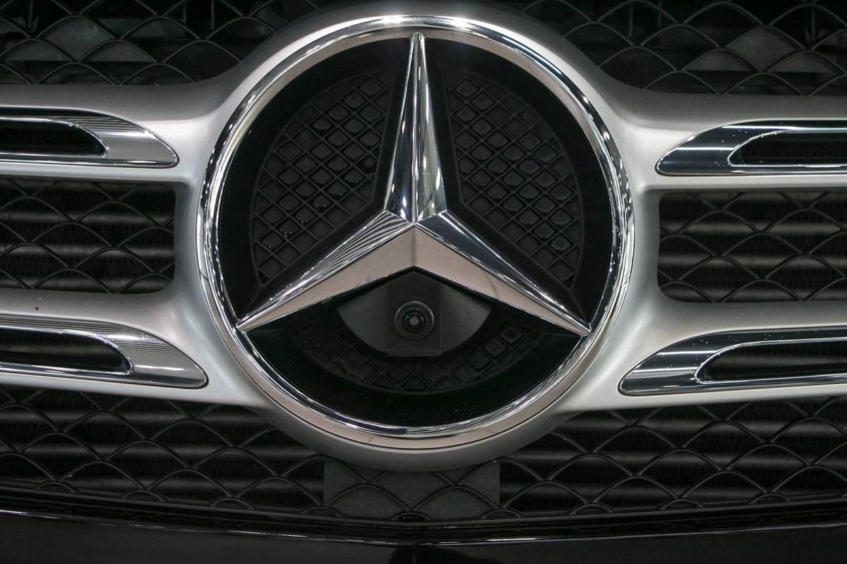 奔驰 奔驰GLE  2016款 GLE 300 d 4MATIC图片