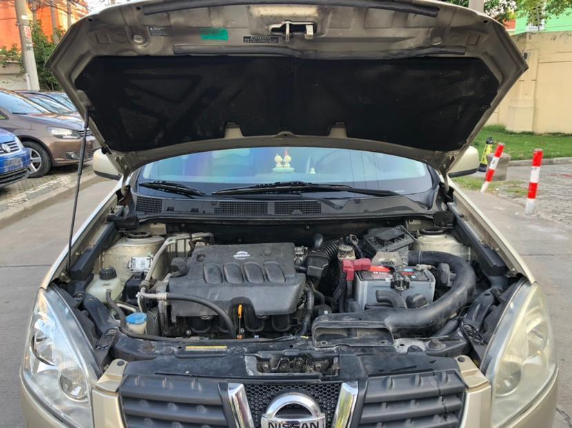 日產 逍客  2010款 20X雷 CVT 2WD圖片