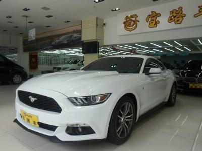 2017年2月 福特 Mustang  2.3T 运动版图片