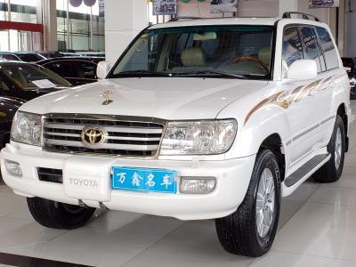 2008年8月 豐田 蘭德酷路澤(進口) 4.7L VX-R圖片